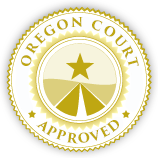 Oregon court-approved